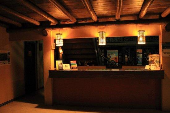 Praia Do Forte Hostel: Recepção