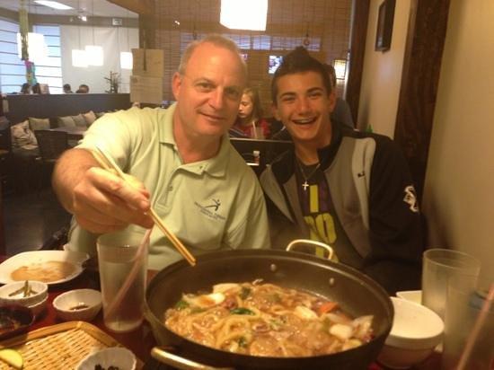 Sura Korean Cuisine: hot pot