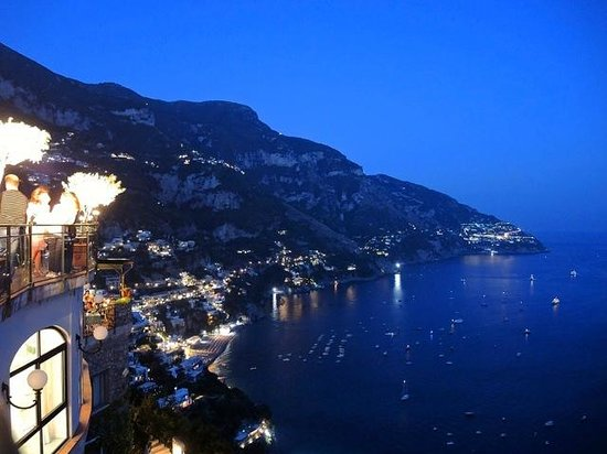 Cooking Vacations Italy: Night in Positano.