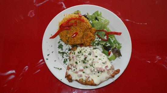DRC Lincoln Restaurant: Pollo a la Milanesa