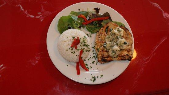 DRC Lincoln Restaurant: Pollo Camaronero