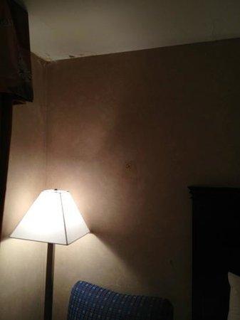 Comfort Inn : chambre insalubre