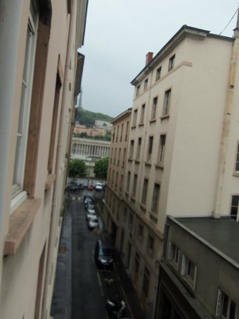 Hotel du Theatre : View from our window