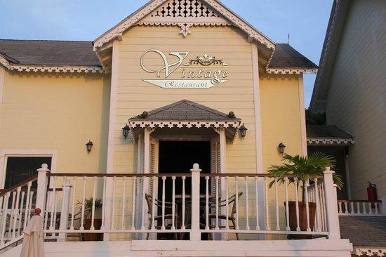 Hotel Victoriano : Restaurante Vintage