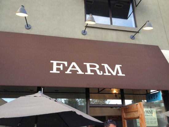 Farm: Welcome Awning