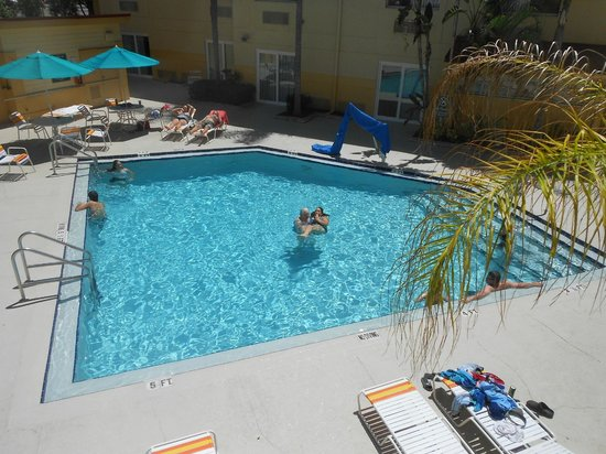 La Quinta Inn & Suites Tampa Bay Clearwater AP: Great pool!