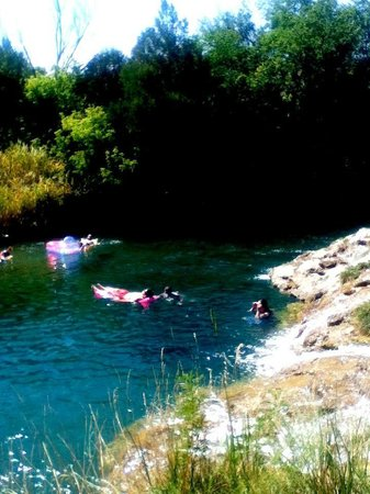 Cascade Falls and Swimming Hole: Swimming Hole