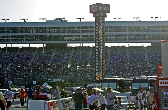 A Scanner Is A Must Picture Of Texas Motor Speedway