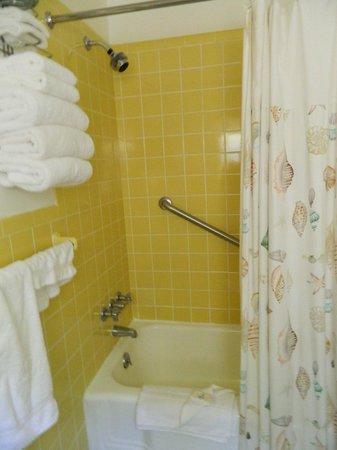 A Beach Breeze Inn: Bathroom