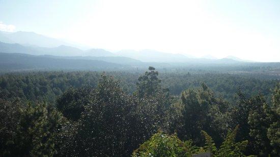Paricutín Volcano: A LO LEJOS EL PARICUTIN DORMIDO