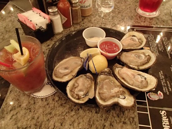Remoulade : National Oyster day 8-5-2013