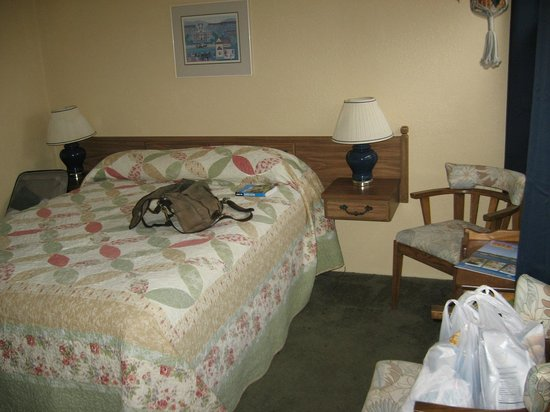 Lighthouse Inn: Comfortable room
