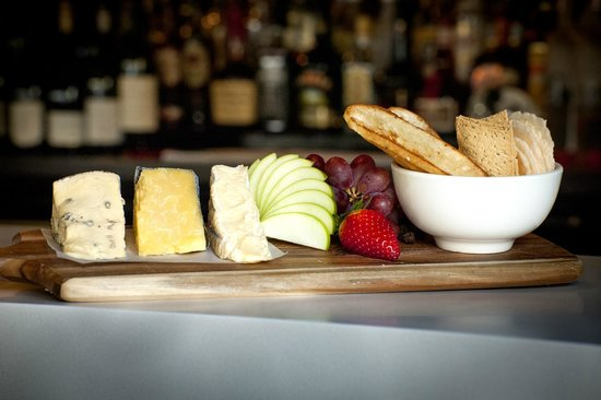 Tedder and Woodroffe : Cheese Board