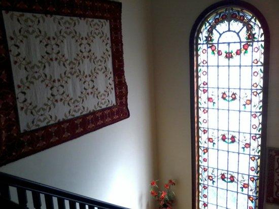 Braganca Palace Hotel: vitral