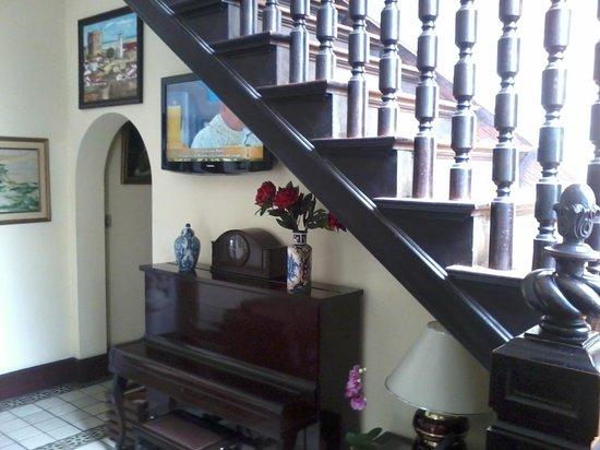 Braganca Palace Hotel: sala