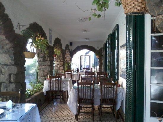 Braganca Palace Hotel: restaurante