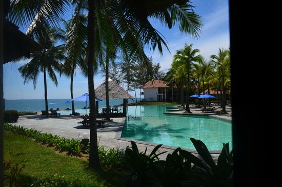 Sutra Beach Resort Terengganu: View From Room