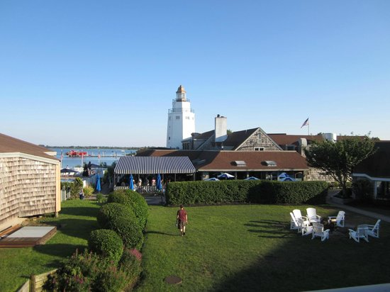 Montauk Yacht Club Resort & Marina: View from my balcony