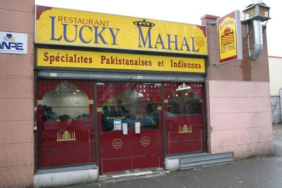 Restaurant Lucky Mahal