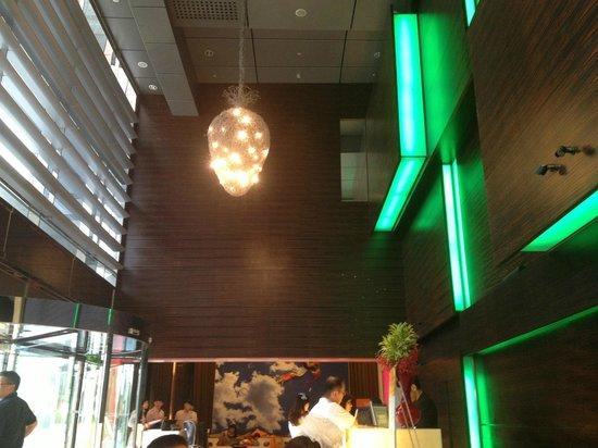 Hotel One Taichung: 大廳
