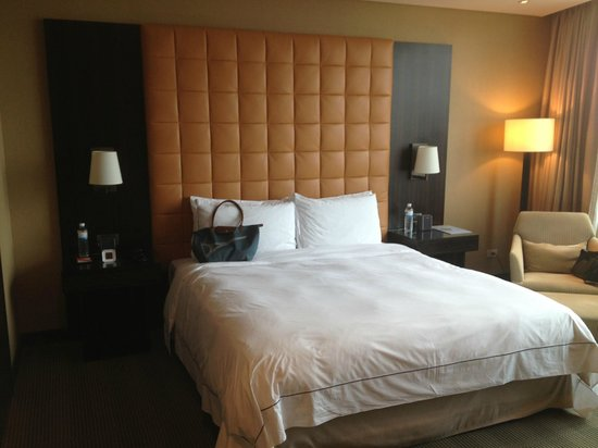 Hotel One Taichung: 房間