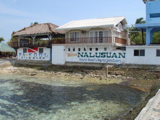 Cordova, Filipina: 島への入口