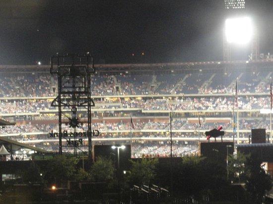 Holiday Inn Philadelphia Stadium : Citizens Bank Park