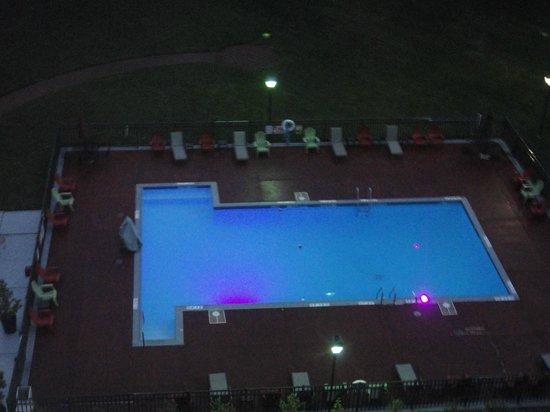 Holiday Inn Philadelphia Stadium : pool area
