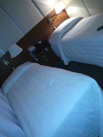 Hotel del Country: COMODAS HABITACIONES