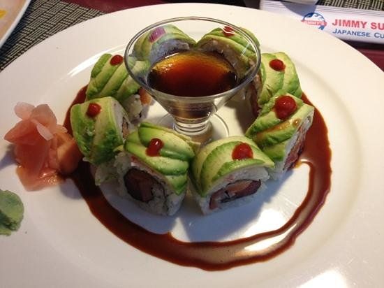 Jimmy's Sushi : sushi at its best