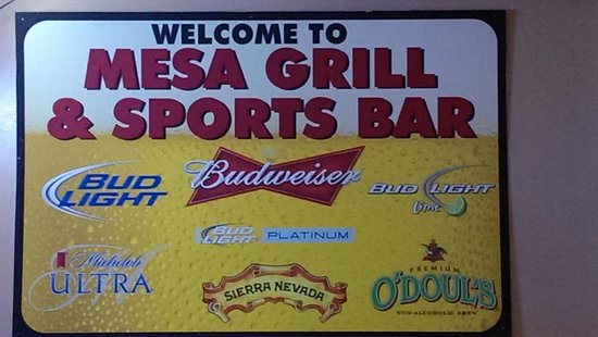 Mesa Grill & Sports Bar