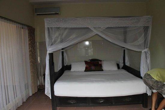 Hotel Melamun: спальня 2