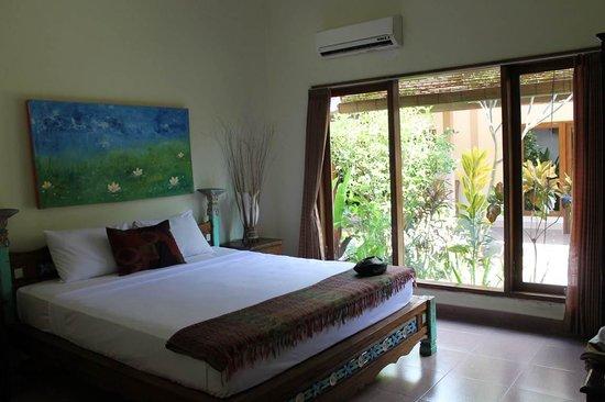 Hotel Melamun: спальня 1