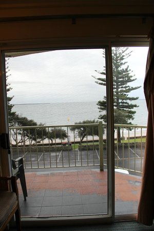 The Continental Hotel Phillip Island: view from room 307