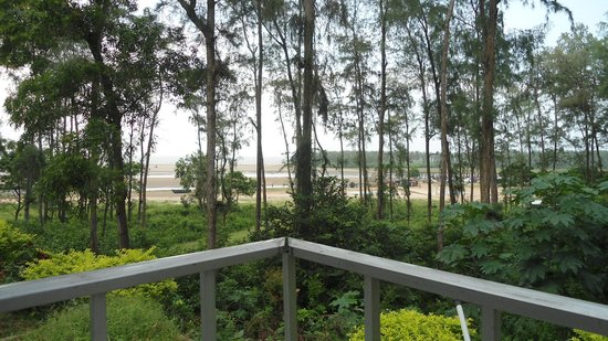 Pathanivas Chandaneswar: View from the balcony