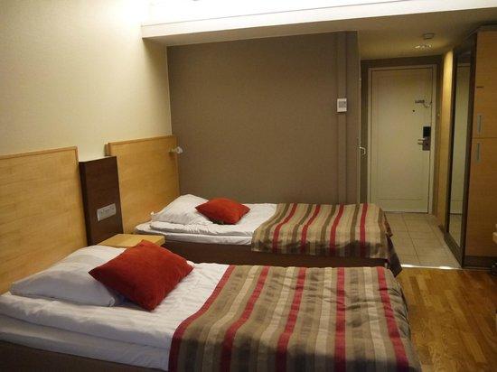 Original Sokos Hotel Vaakuna : Room