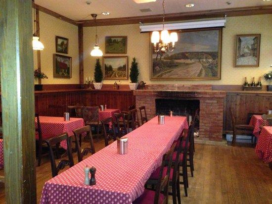 Original Sokos Hotel Vaakuna: Breakfast area