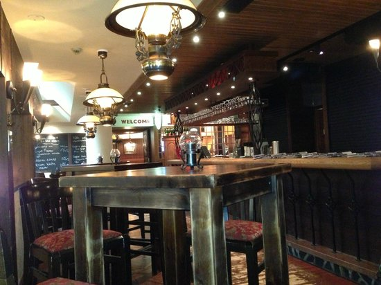 Original Sokos Hotel Vaakuna : Bar