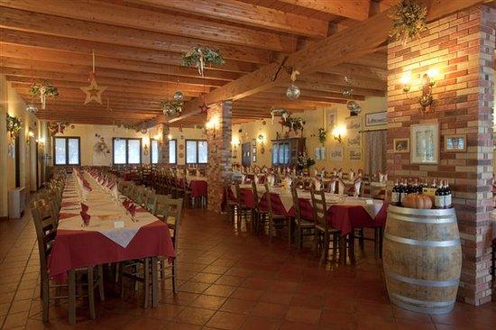 Origgio, อิตาลี: Sala grande