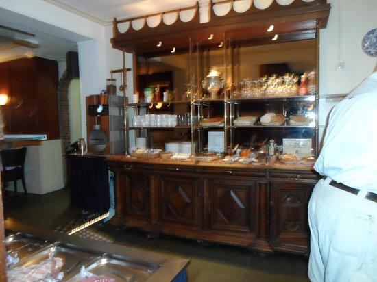 Hotel Prins Hendrik : breakfast room