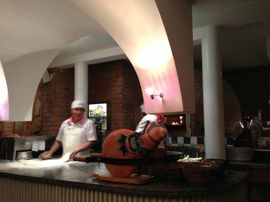 Pizzeria Limoncello : Pizzaiolo