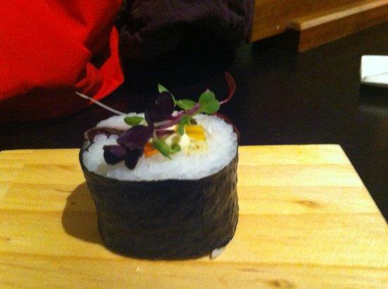 Millennium Hotel Queenstown: Copthorne cocktails (sushi)