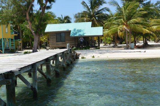 Isla Marisol Resort: Cabana #1