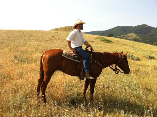 "Eatons' Ranch: ""Brad"" (like Brad Pitt, as mom liked to call him) aka Wrangler Mick"