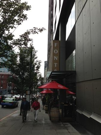 Fonte Cafe Seattle: Love in the Process