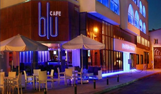 Cafe Blu