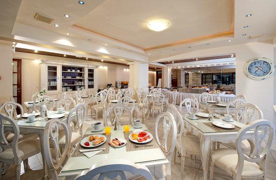Mari-Kristin Hotel: Restaurant