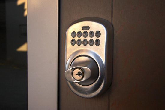 LakeRidge Queenstown digital door lock