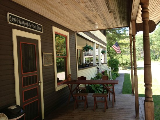 North Branch Outing Club: Front Porches