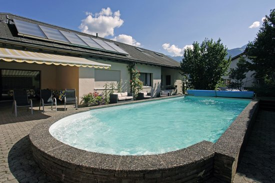 Hotel Krone: Pool